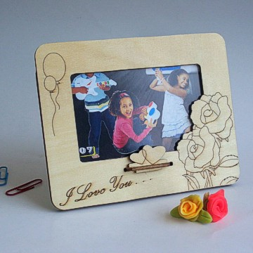 DIY Plywood Photo Frame(6 Styles)